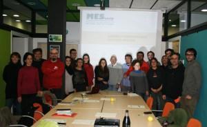 Acto de constitución de MEScoop: Una herramienta colectiva para articular el Mercado Social Aragón