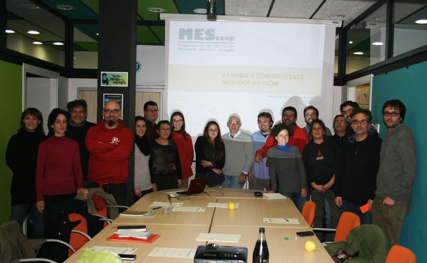 El Mercado Social Aragón se constituye como cooperativa mixta de servicios y consumo ¿Te apuntas?
