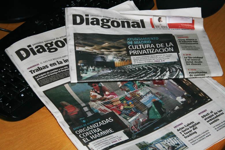 Diagonal lanza un S.O.S. para dar un nuevo salto adelante