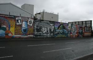 West Belfast (Eire). Foto: lanegr@enrojo (AraInfo)