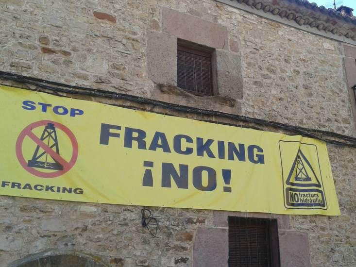"""El Quinto Día Internacional contra el fracking reivindica su """"prohibición inmediata y sin excepción"""""""