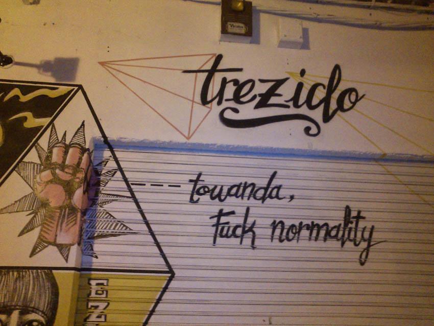 Towanda organiza hoy 'El graffiti es marica, es trans, es bollo… el graffiti es nuestro'