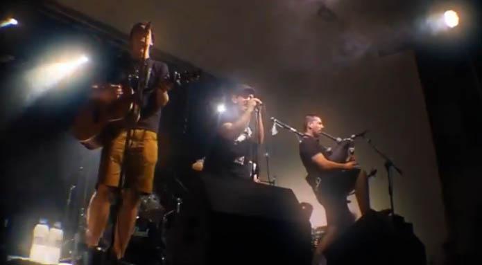 """13Krauss presenta hoy su nuevo disco """"Seguir en pie"""" en una fiesta en el Arena Rock"""