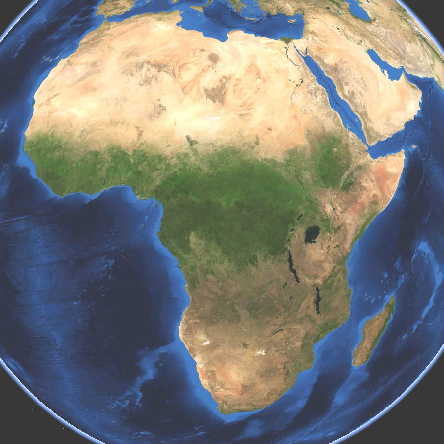 """Recolonización, """"selfie"""" y guerras en África"""