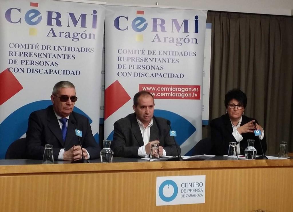 IU Aragón reclama recursos para las personas que sufren fibromialgia y se suma a la iniciativa «SOSDiscapacidad»