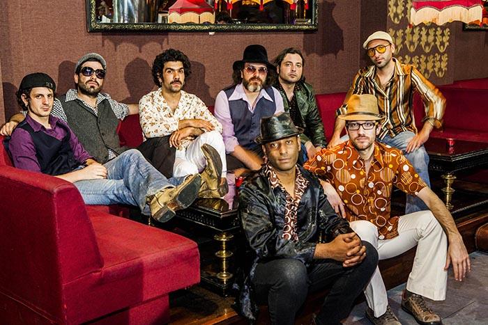 Electric Gozarela llega a Zaragoza a ritmo de boogaloo y latin funk