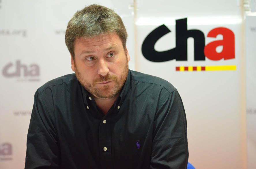 CHA y PSOE cierran su acuerdo para la investidura de Lambán