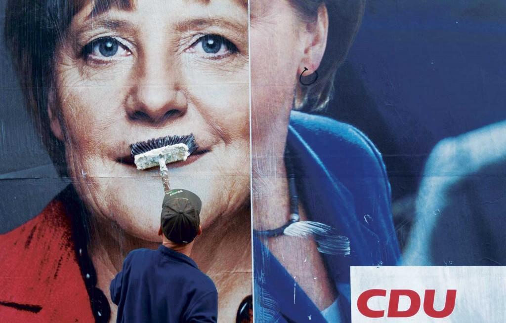 La explotación laboral fortalece la Alemania de Merkel