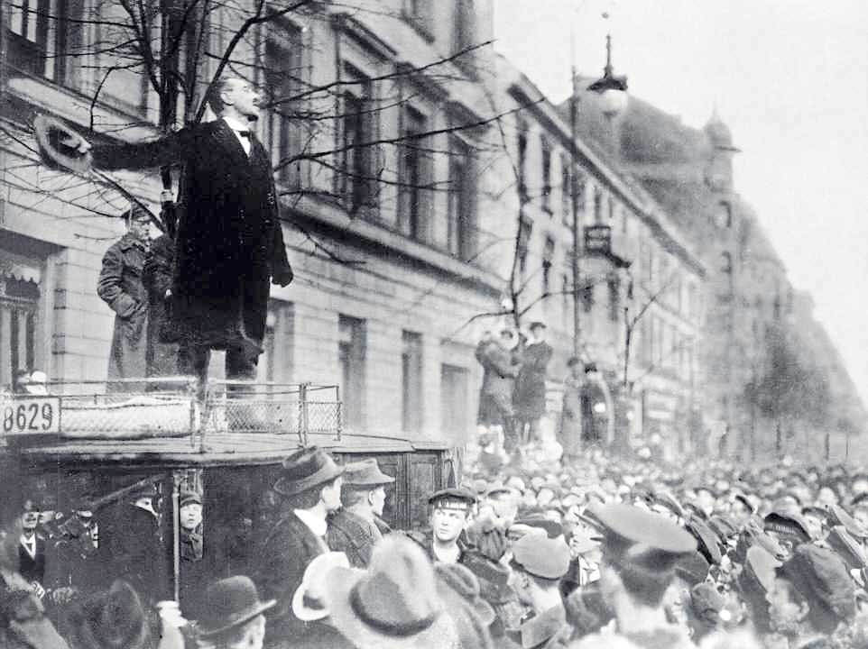 La revolución que marcó el curso del siglo XX