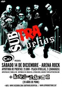 SubTraBelios - 14Diciembre Zgz - CNR