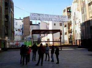 gentrificación Zaragoza El Gancho