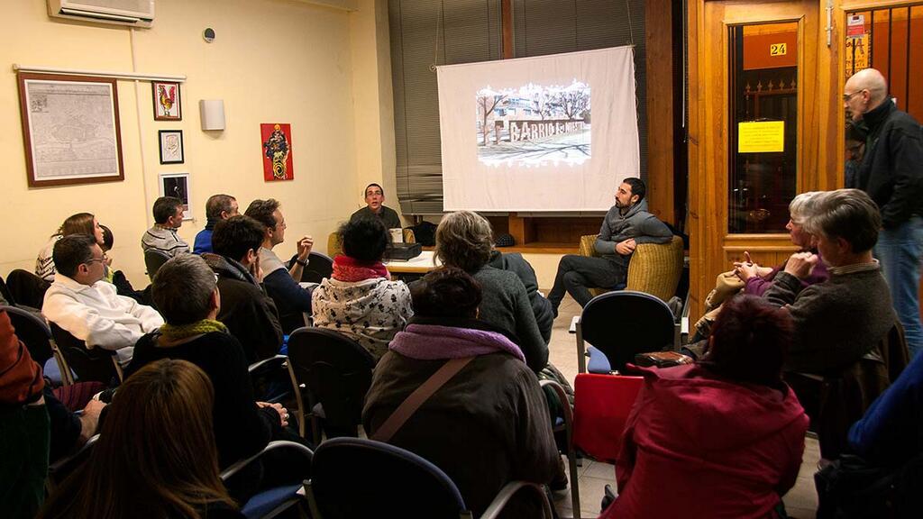 """""""¿Se está produciendo la gentrificación en barrios como El Gancho o La Madalena?"""""""