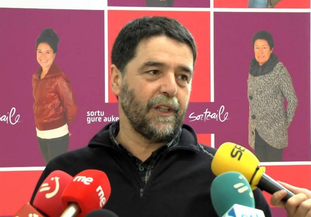"""Joseba Alvarez """"Alternativa Continental Socialista: una alternativa de lucha clara y contundente para las próximas Elecciones Europeas de 2014"""""""