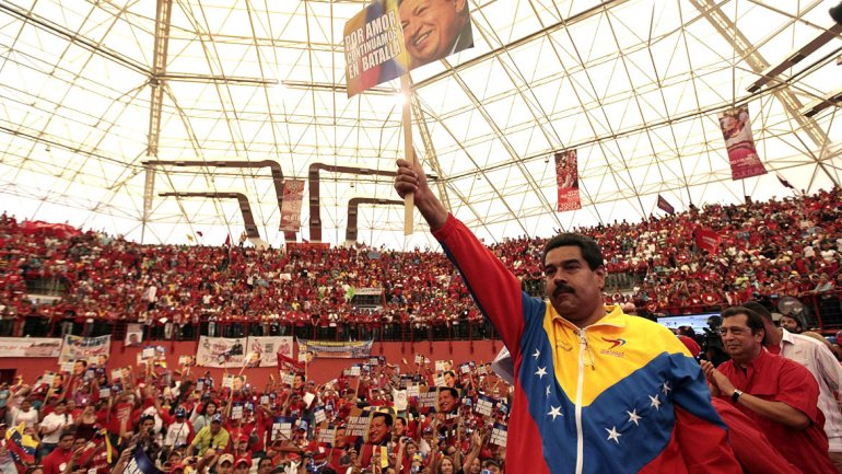 Venezuela afianza la Revolución bolivariana iniciada por Chavez con el triunfo de Maduro en las elecciones municipales