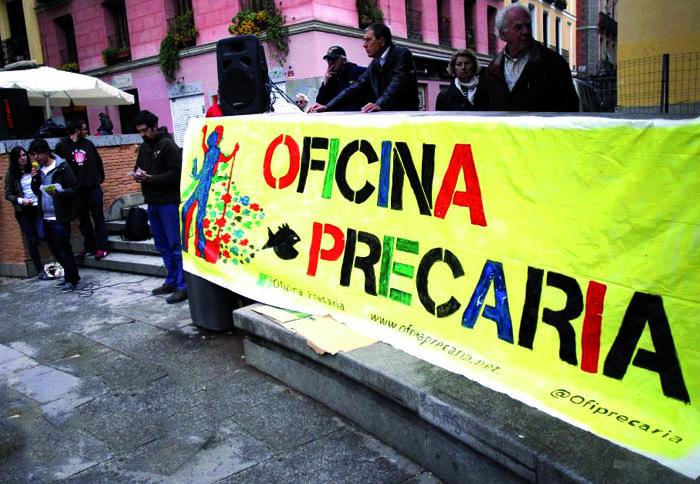 2013: Annus horribilis para el trabajo y la precariedad