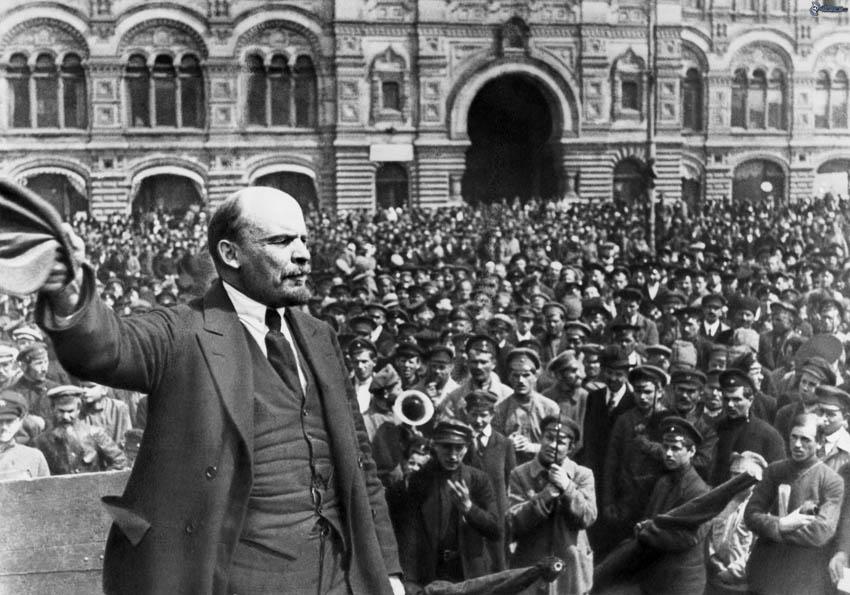 Se cumplen 90 años de la muerte de Lenin