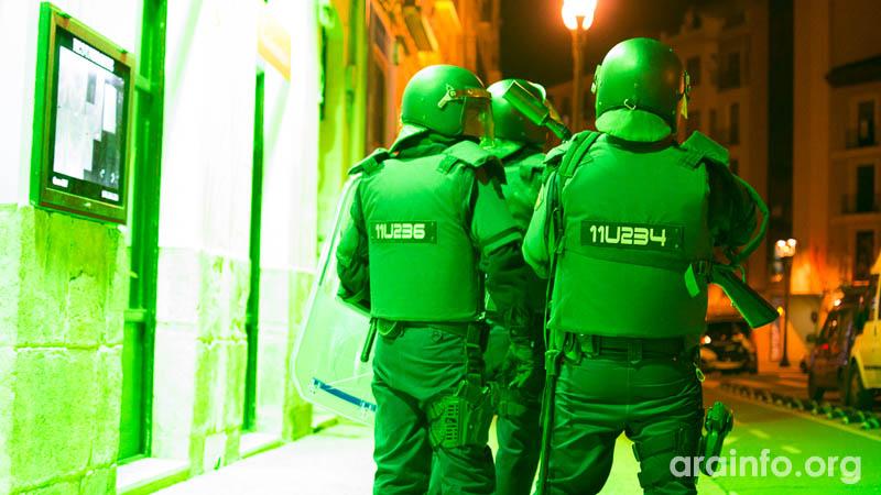 El Partido Comunista de Aragón condena la actuación policial y la criminalización de las protestas en apoyo a Gamonal