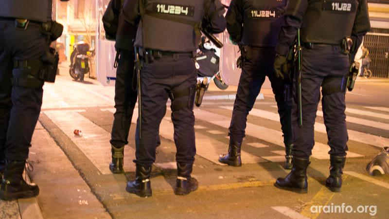 """Puyalón denuncia """"la violencia policial ejercida contra el Pueblo trabajador"""""""