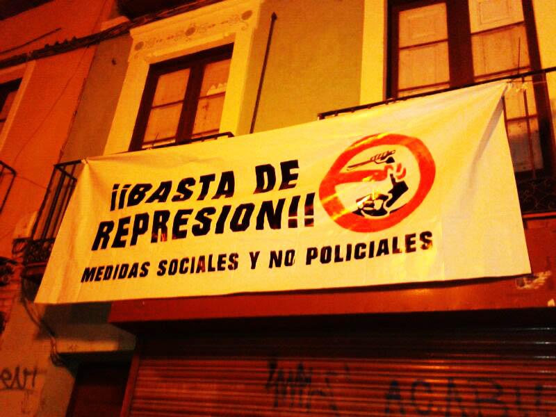 """La Madalena exige """"medidas sociales y no policiales"""""""