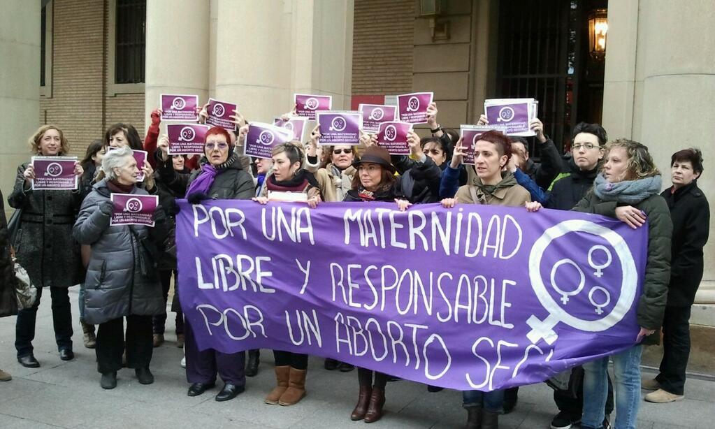 IU se suma a las voces que reclaman que los derechos sexuales y reproductivos sean constitucionales