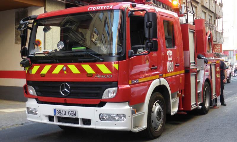Cubero se reúne con el Gobierno de Aragón para mejorar la coordinación de los servicios de bomberos