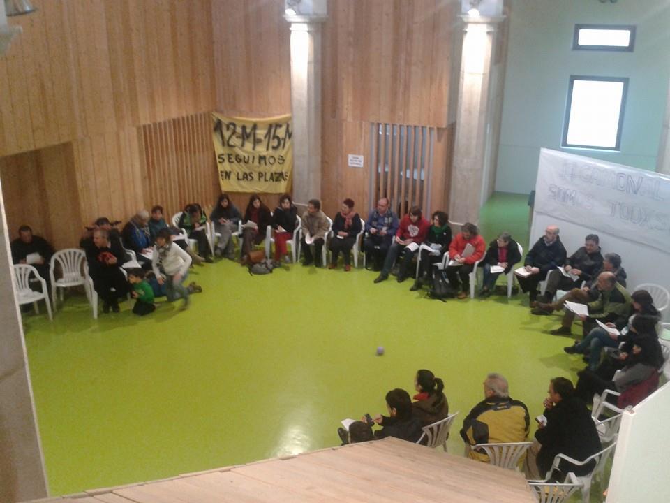 El III Encuentro de Movimientos Sociales de Aragón «un día de trabajo que quedará como homenaje a Jaime Lloro»