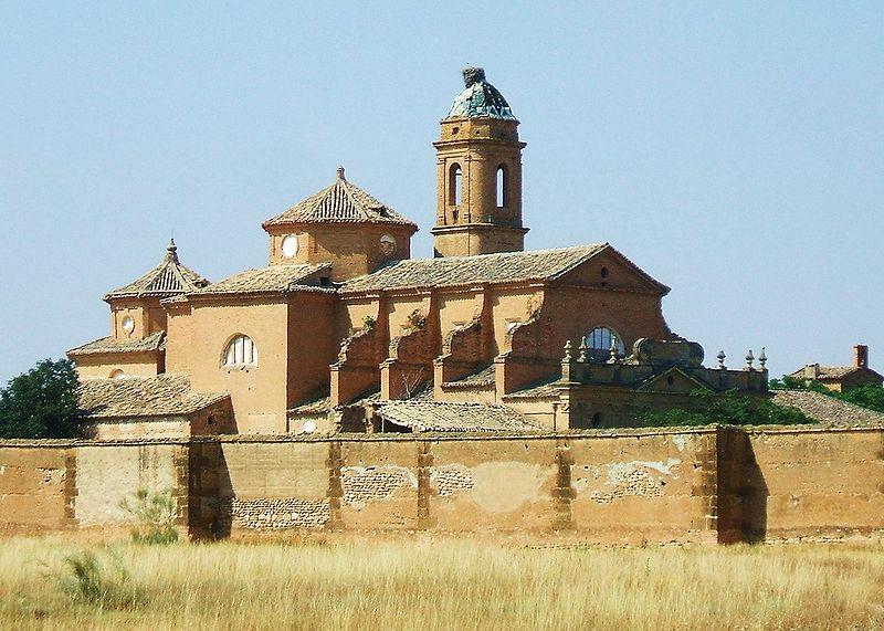 CHA propone a la comarca de Os Monegros que adquiera la Cartuja de Las Fuentes