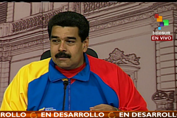 EEUU se destapa e incrementa la escalada golpista en Venezuela