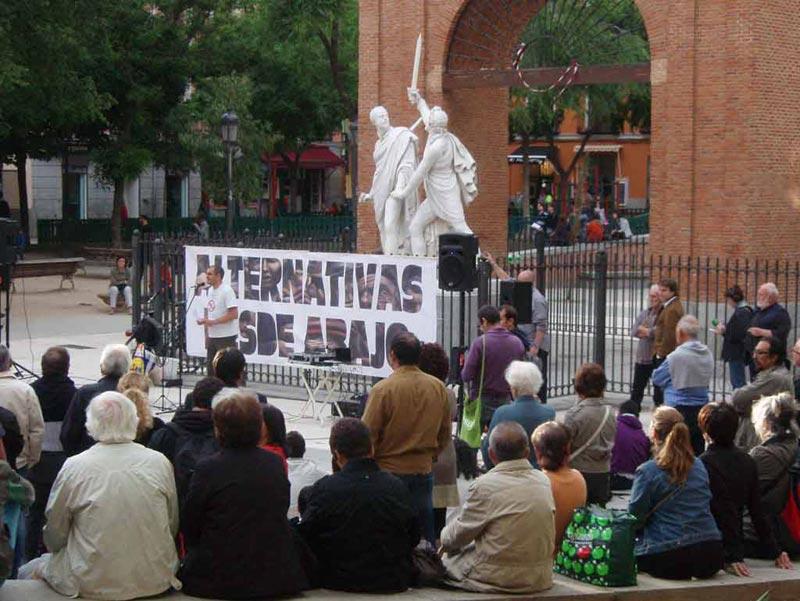 Alternativas desde Abajo celebra su encuentro estatal este sábado en Zaragoza