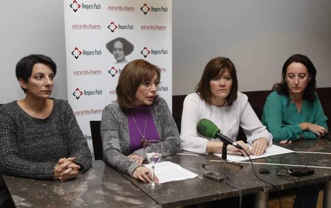 """La asociación """"Amparo Poch"""" teje una red europea para defender el derecho de las mujeres a elegir sobre su maternidad"""