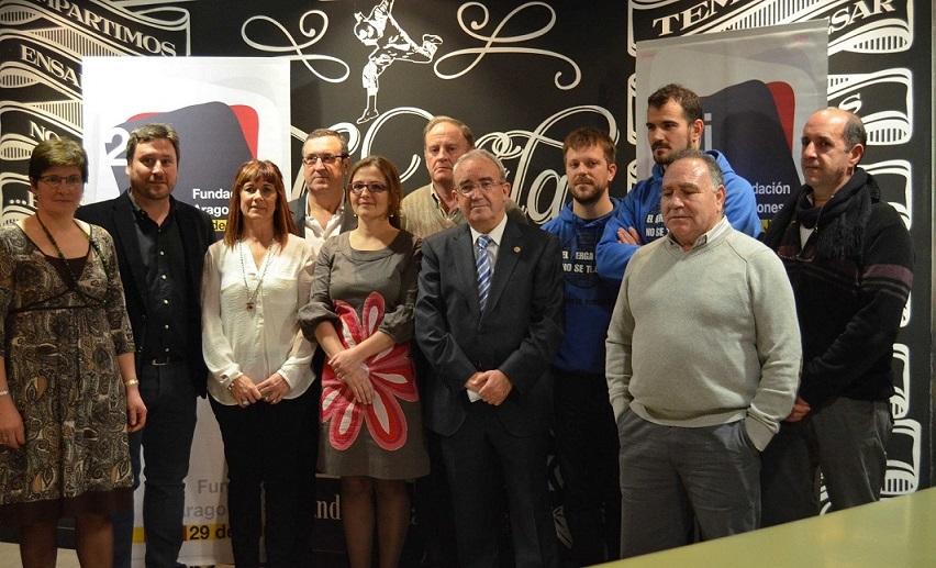 """La """"Fundación Aragonesista 29J"""" celebró ayer la """"X edición de los Premios Aragón"""""""