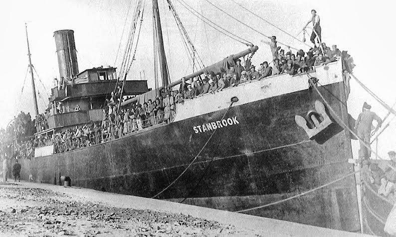 'Operación Stanbrook', 75 años después