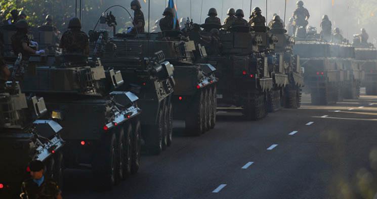 """""""No paguemos la guerra"""": vuelve la campaña de objeción fiscal al gasto militar en la declaración de la renta"""