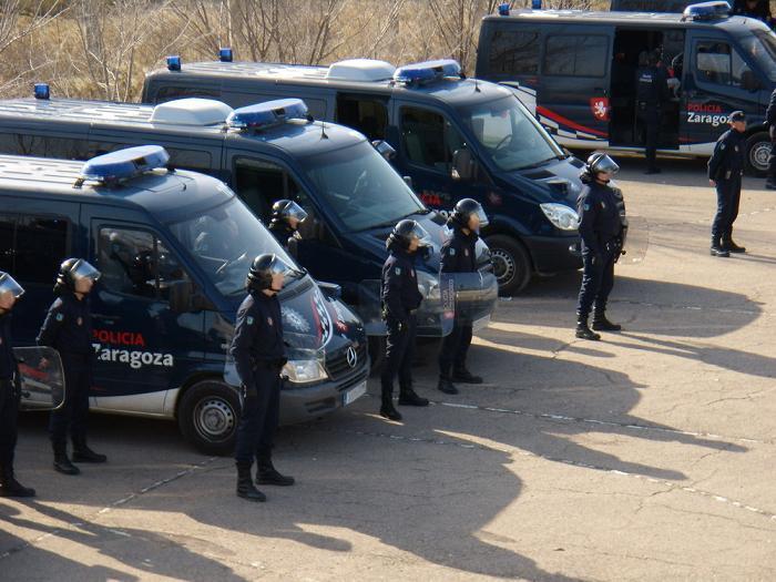 El Ayutamiento de Zaragoza añade 57 nuevas plazas de Policía Local a su plantilla