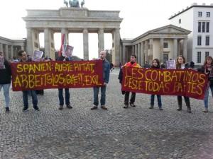 22M: Todas las luchas caben en una ciudad. Foto: Paula Cuartero (Berlín)