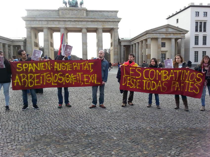 Berlín: La dignidad de los que se han marchado