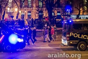 Madrid, 22 de marzo. Foto: AraInfo