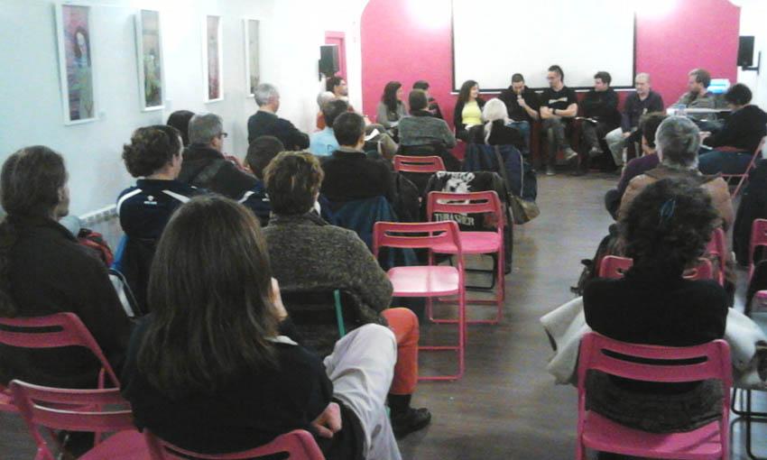 Mambrú celebró con dos actos en Zaragoza los 25 años de la Insumisión