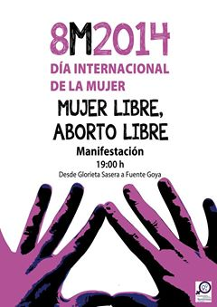 """La Comisión de la Mujer de la FABZ insta a """"hacer oír las voces"""" contra la ley del aborto"""