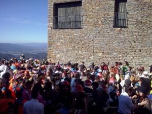 Carnaval de A Fueva. Foto: Enrike García Francés