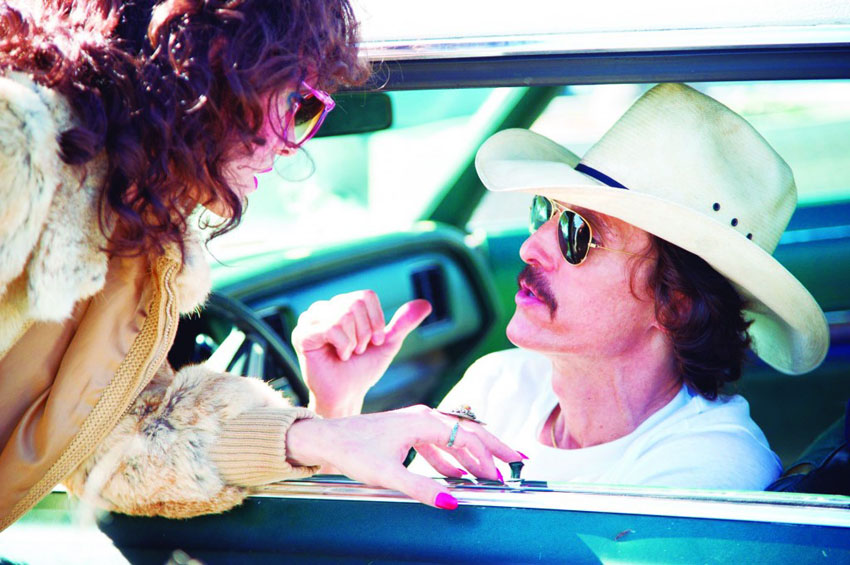 Dallas Buyers Club: De cowboy reaccionario a activista