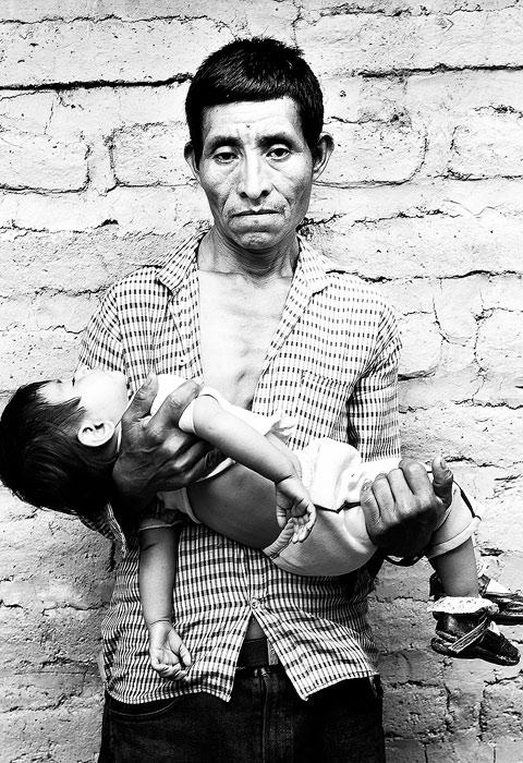 """Hambre en Guatemala: """"Un golpe directo al corazón"""""""