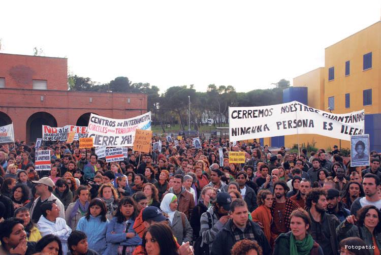 Derechos Civiles Zaragoza organiza el Taller 'Economía política del racismo. Extranjería, migraciones y guerra de clases'