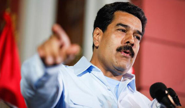 """Maduro: """"Se acabó el tiempo en que se derrocaban Gobiernos en Latinoamérica"""""""