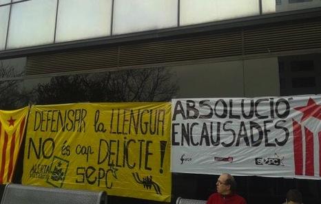 UPyD pide seis años de prisión por los jóvenes que boicotearon una conferencia de Rosa Díez en la UAB