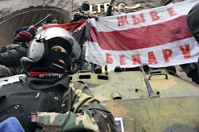 El tufo ultra en Ucrania y Crimea