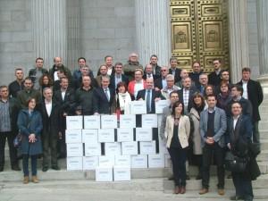 El recurso de insconstitucionalidad de los Ayuntamientos contra la Reforma Local fue suscrito por 2.000 Ayuntamientos. (Imagen de archivo)