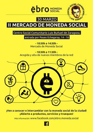 Segunda cita con la moneda social Ebro