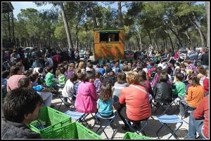 La Fiesta del Sol volverá a hacer disfrutar a todos los públicos. Foto: Primo Romero