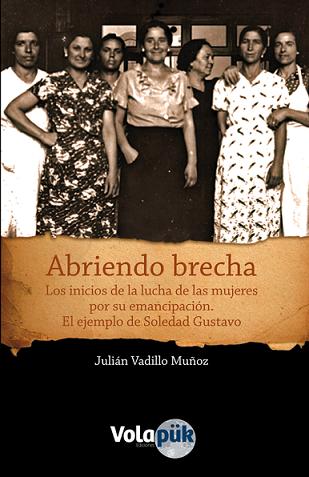 """Conferencia de Julián Vadillo en Zaragoza: """"La participación de la mujer en el movimiento libertario"""""""